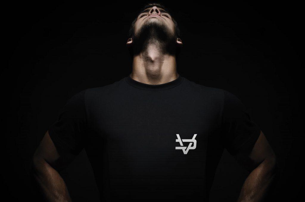 Dimi Verreth Logo Tshirt Mockup